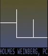 Holmes Weinberg logo