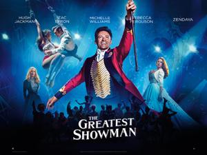 The Greatest Showman Quad