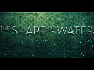 Shape of Water Quad