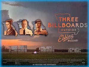 Three Billboards Quad