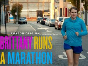 Brittany Runs a Marathon Quad