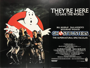 Ghostbusters Quad
