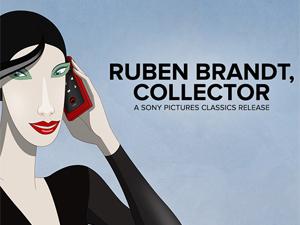Ruben Brandt Poster